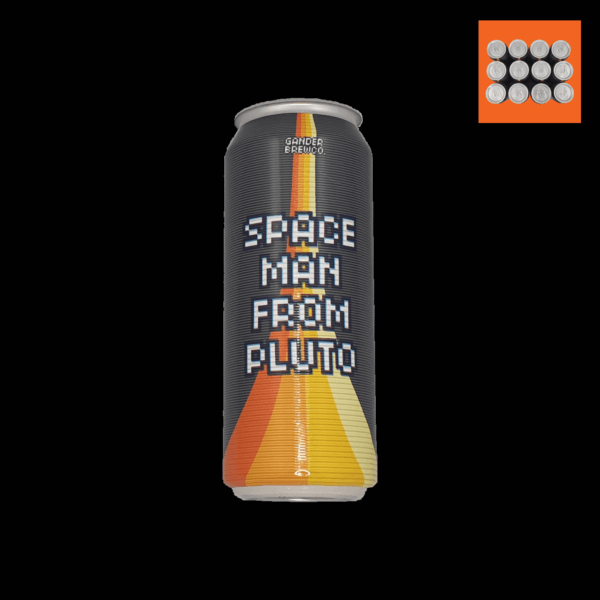 Spaceman From Pluto 12 Pack Craft Beer